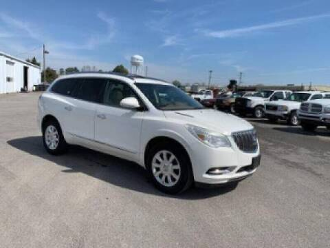 2013 Buick Enclave for sale at BULL MOTOR COMPANY in Wynne AR
