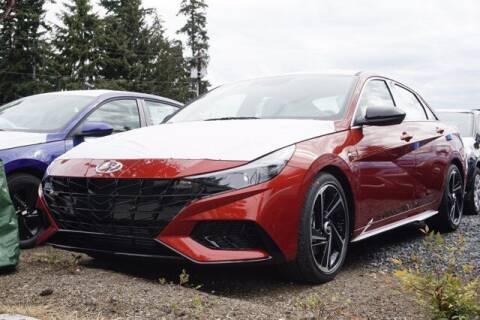 2021 Hyundai Elantra for sale at Jeremy Sells Hyundai in Edmunds WA
