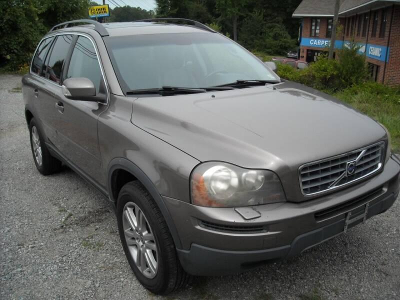 2009 Volvo XC90 for sale at Euroasian Motors LLC in Richmond VA