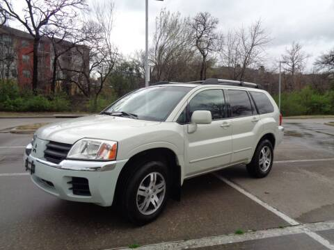 2005 Mitsubishi Endeavor for sale at ACH AutoHaus in Dallas TX