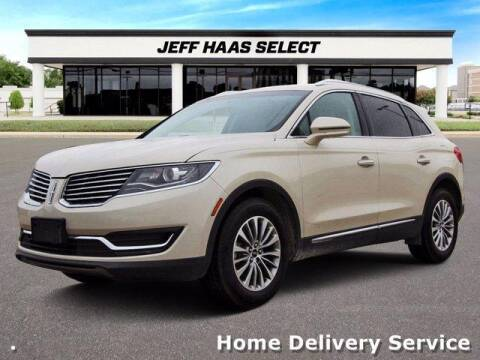 2016 Lincoln MKX for sale at JEFF HAAS MAZDA in Houston TX