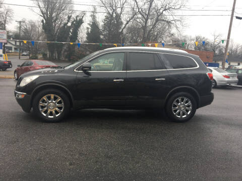 2011 Buick Enclave for sale at Diamond Auto Sales in Lexington NC