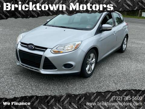 2014 Ford Focus for sale at Bricktown Motors in Brick NJ