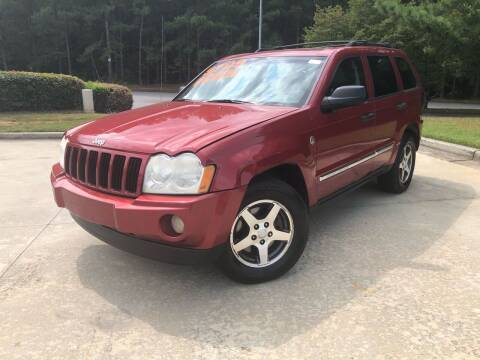 2005 Jeep Grand Cherokee for sale at Global Imports Auto Sales in Buford GA