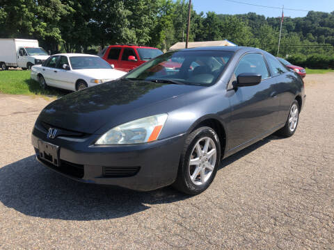 2004 Honda Accord for sale at Used Cars 4 You in Carmel NY