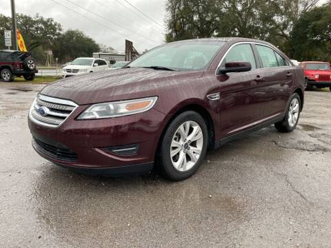 2011 Ford Taurus for sale at Right Price Auto Sales in Waldo FL