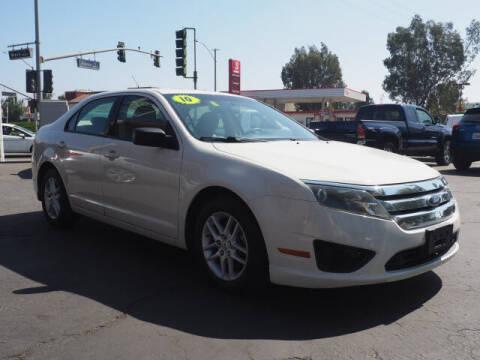 2010 Ford Fusion for sale at Corona Auto Wholesale in Corona CA
