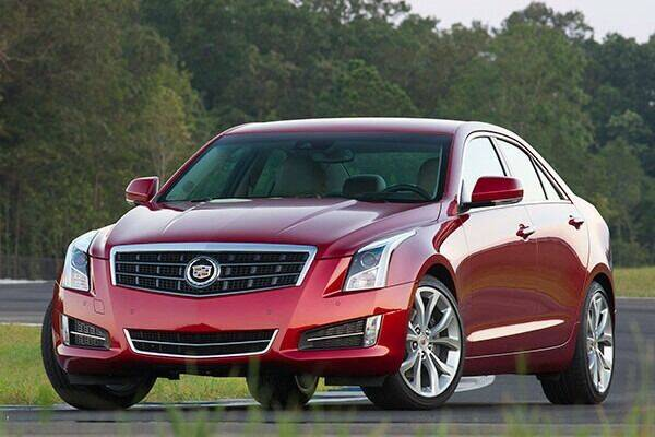 2014 Cadillac ATS for sale at Ariay Sales and Leasing Inc. in Denver CO