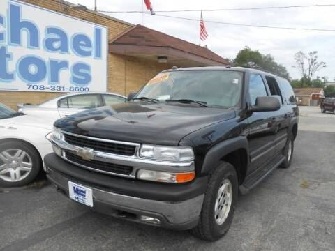 2005 Chevrolet Suburban for sale at Michael Motors in Harvey IL