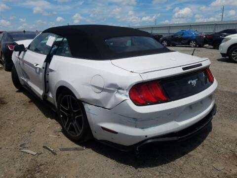 2021 Ford Mustang for sale at ELITE MOTOR CARS OF MIAMI in Miami FL