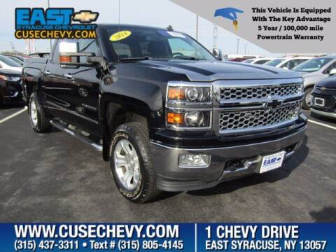 2014 Chevrolet Silverado 1500 for sale at East Syracuse Performance Sales & Service in Syracuse NY