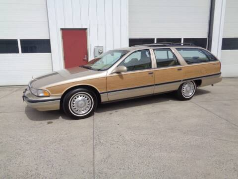 1995 Buick Roadmaster for sale at Lewin Yount Auto Sales in Winchester VA