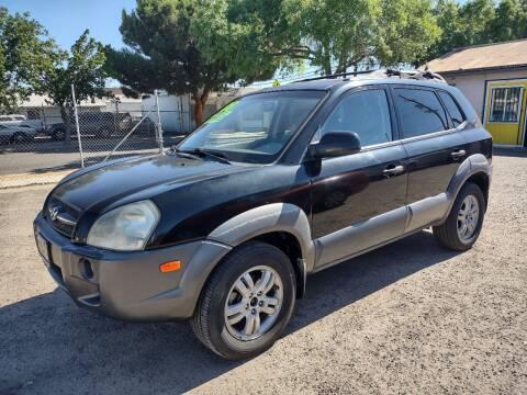 2008 Hyundai Tucson for sale at Larry's Auto Sales Inc. in Fresno CA