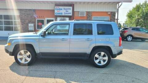 2013 Jeep Patriot for sale at Twin City Motors in Grand Forks ND