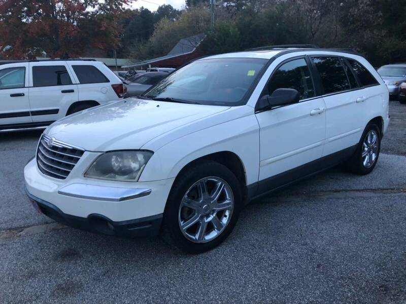 2005 Chrysler Pacifica for sale at CAR STOP INC in Duluth GA