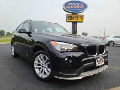 2015 BMW X1 for sale at Monkey Motors in Faribault MN