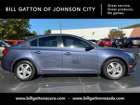 2014 Chevrolet Cruze for sale at Bill Gatton Used Cars - BILL GATTON ACURA MAZDA in Johnson City TN