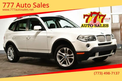 2007 BMW X3 for sale at 777 Auto Sales in Bedford Park IL
