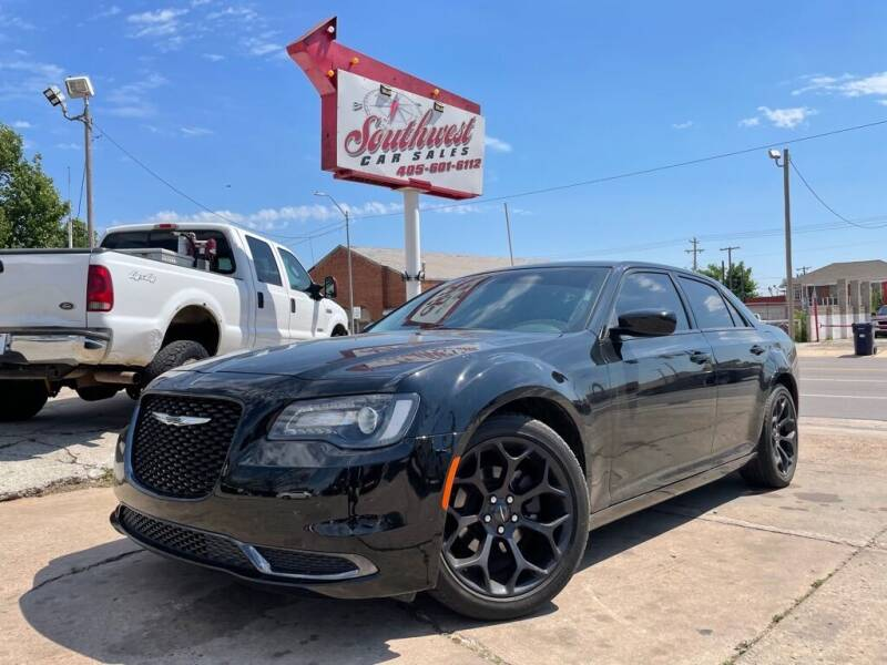 2019 Chrysler 300 for sale in Oklahoma City, OK