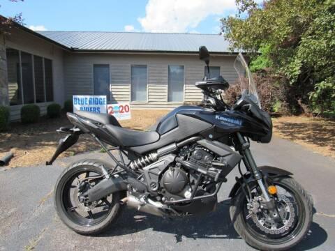 2012 Kawasaki VERSYS for sale at Blue Ridge Riders in Granite Falls NC