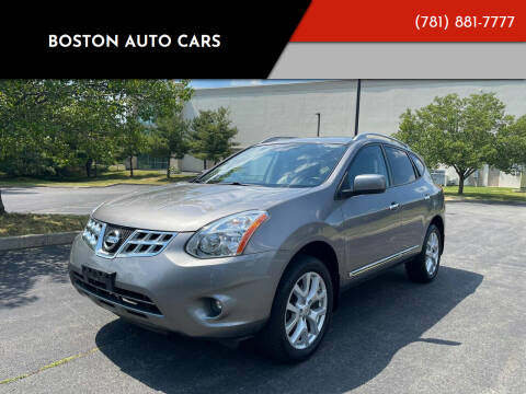 2011 Nissan Rogue for sale at Boston Auto Cars in Dedham MA