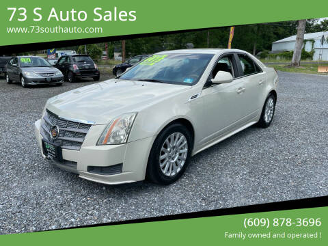 2010 Cadillac CTS for sale at 73 S Auto Sales in Hammonton NJ