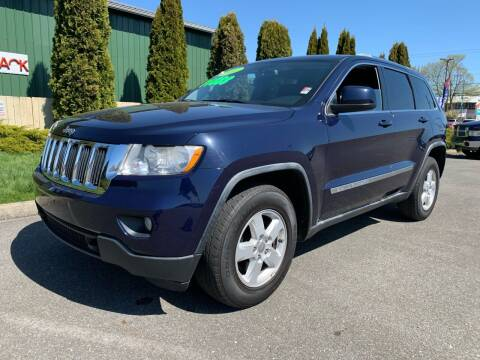 2012 Jeep Grand Cherokee for sale at AUTOTRACK INC in Mount Vernon WA