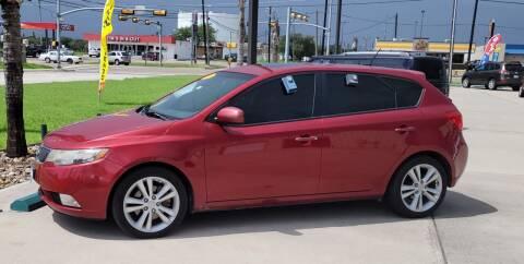 2011 Kia Forte5 for sale at Budget Motors in Aransas Pass TX