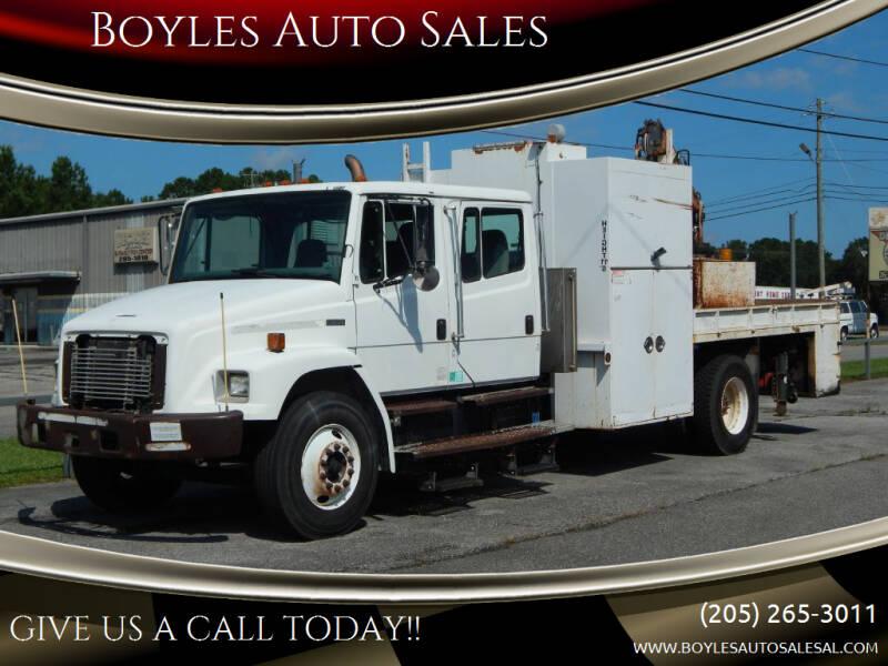 2003 Freightliner FL70 for sale at Boyles Auto Sales in Jasper AL