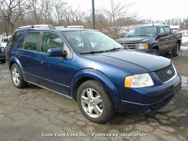 2005 Ford Freestyle for sale at Vans Vans Vans INC in Blauvelt NY