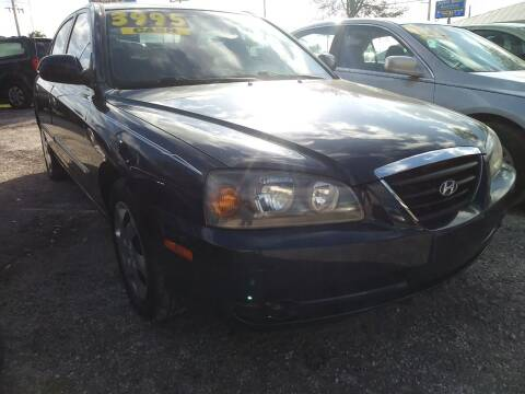 2005 Hyundai Elantra for sale at AFFORDABLE AUTO SALES OF STUART in Stuart FL