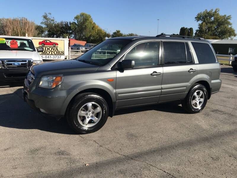 2008 Honda Pilot for sale at Cordova Motors in Lawrence KS