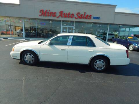 2005 Cadillac DeVille for sale at Mira Auto Sales in Dayton OH
