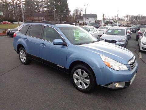 2011 Subaru Outback for sale at BETTER BUYS AUTO INC in East Windsor CT