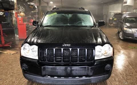 2005 Jeep Grand Cherokee for sale at Six Brothers Auto Sales in Youngstown OH