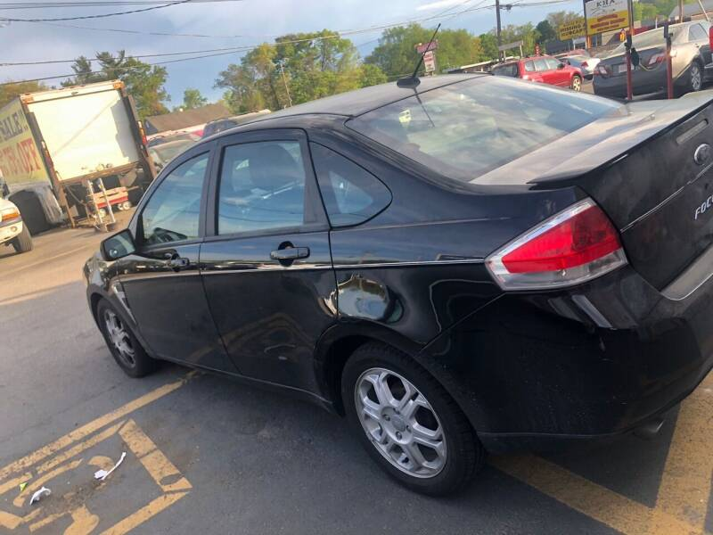 2008 Ford Focus for sale at Budget Auto Deal and More Services Inc in Worcester MA