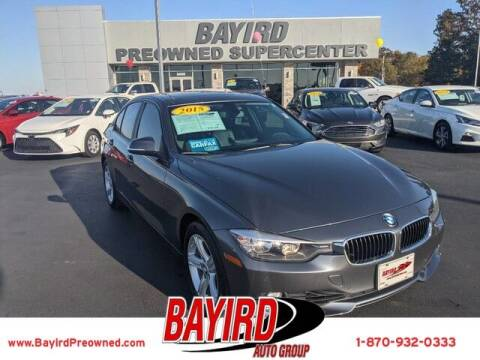 2015 BMW 3 Series for sale at Bayird Truck Center in Paragould AR