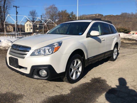 2014 Subaru Outback for sale at Used Cars 4 You in Serving NY