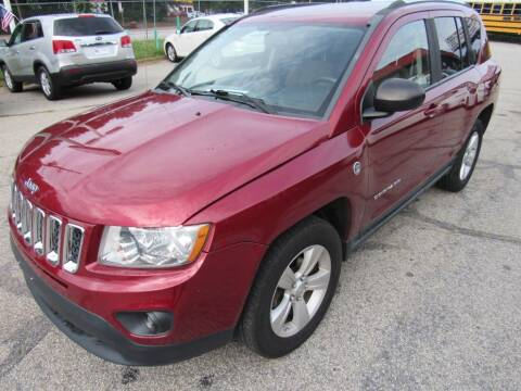 2012 Jeep Compass for sale at King of Auto in Stone Mountain GA