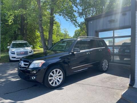 2010 Mercedes-Benz GLK for sale at Luxury Auto Company in Cornelius NC