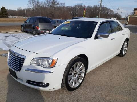 2011 Chrysler 300 for sale at AMAZING AUTO SALES in Marengo IL