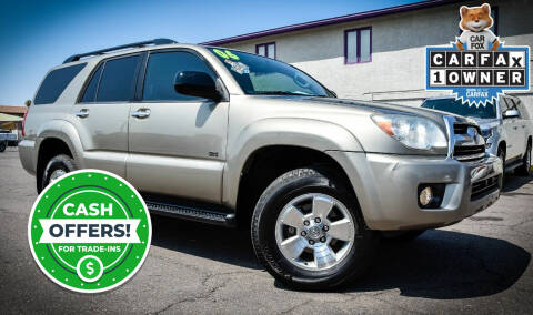 2006 Toyota 4Runner for sale at Rahimi Automotive Group in Yuma AZ