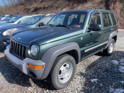 2002 Jeep Liberty for sale at Turner's Inc in Weston WV