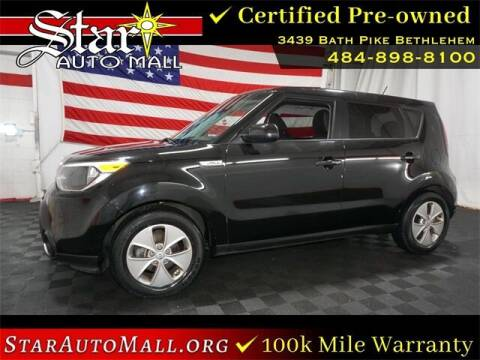 2015 Kia Soul for sale at STAR AUTO MALL 512 in Bethlehem PA