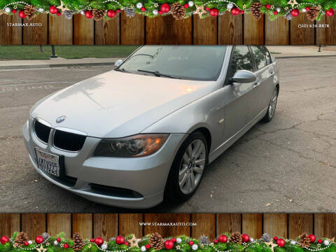 2007 BMW 3 Series for sale at StarMax Auto in Fremont CA