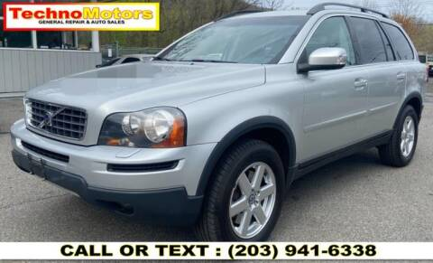 2007 Volvo XC90 for sale at Techno Motors in Danbury CT