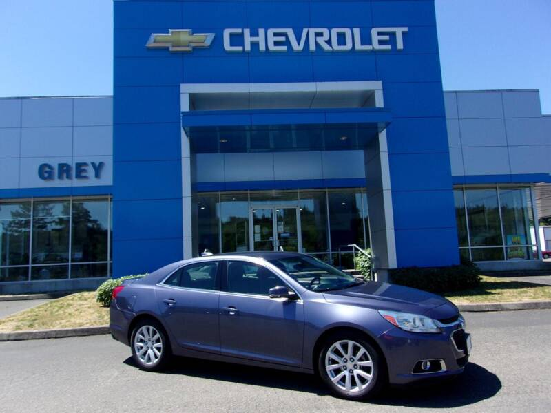 2015 Chevrolet Malibu for sale at Grey Chevrolet, Inc. in Port Orchard WA