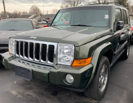 2009 Jeep Commander for sale at American Motors Inc. - Belleville in Belleville IL