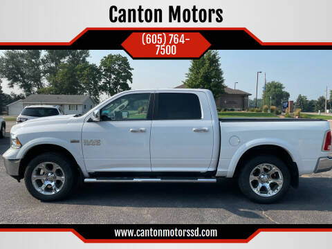 2013 RAM Ram Pickup 1500 for sale at Canton Motors in Canton SD
