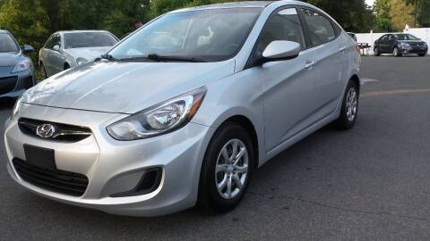 2014 Hyundai Accent for sale at JBR Auto Sales in Albany NY